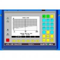 Elektronika ELQ2+ - анализатор кабельных линий связи
