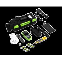 NETSCOUT LinkRunner AT 2000 KIT - расширенный набор сетевого тестера LinkRunner AT 2000 для медных и оптических Ethernet сетей