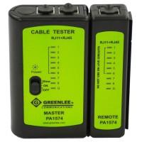Greenlee 1574 - кабельный тестер LAN Cable-Check