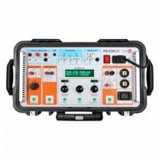 РЕТОМ-21 - испытательный прибор для проверки первичного и вторичного электрооборудования