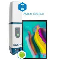 Комплект ГНСС Sokkia GCX3 + Планшет с ПО Magnet Construct (12 месяцев)