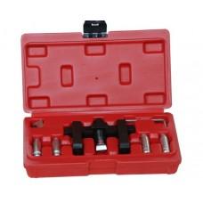 Инструмент ремонта поворотного шарнира универсальный (7 предметов) MHR08518