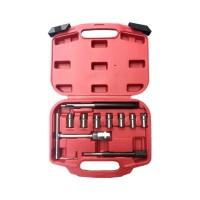 Инструмент очистки гнезд инжекторов дизелей (7 предметов) TA-C1012