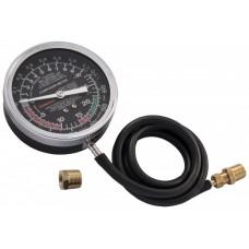 Универсальный прибор для измерения давления топливной магистрали. Вакуумметр