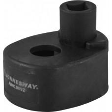 Многофункциональное приспособление для демонтажа рулевых тяг реечного РУ. 33-42 мм