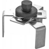 Съемник крышек топливных насосов, трехлапый, регулируемый, 75-160 мм