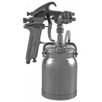 """Покрасочный пистолет """"Краскопульт"""", нижний бачок алюминиевый 1л, дюза 1,6 мм"""