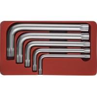 Набор угловых ключей Spline М-профиль, М5-М12, 5 предметов