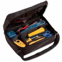 Fluke Networks 11289000, набор инструментов Fluke Networks Electrical Contractor Telecom Kit II with PRO3000 Toner & Probe Kit
