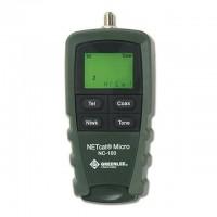 Greenlee NETcat Micro NC-100 - кабельный тестер