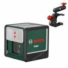Лазерный уровень BOSCH Quigo III с держателем MM2