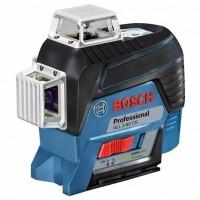 Лазерный уровень Bosch GLL 3-80 CG + BM 1 (12 V) + L-Boxx (0.601.063.T00)
