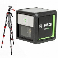 Лазерный нивелир Bosch Quigo green со штативом (0.603.663.C01)