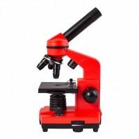 Микроскоп Levenhuk Rainbow 2L Orange (Апельсин)