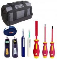 SK VOLS-1 - набор инструментов для обслуживания ВОЛС