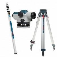 Оптический нивелир Bosch GOL 20D + BT160 + GR500 (0.601.068.402)