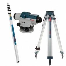 Оптический нивелир Bosch GOL 26D + BT160 + GR500 (0.601.068.002)