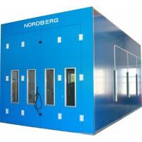 NORDBERG MEDIO 2 окрасочно-сушильная камера