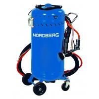 NORDBERG Установка пескоструйная NSP28, бак для песка 104 л