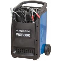 NORDBERG WSB360 пускозарядное устройство 12/24V 360A