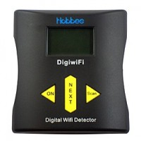 Digi WiFi - цифровой Wi-Fi детектор