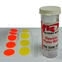 FIS F1-8265 - Набор проволочек для прочистки коннекторов (8 шт)