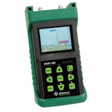 Greenlee 930XC-20C - оптический рефлектометр (1310/1550нм) с функцией оптического тестера и визуализатора повреждений, UPC/ST