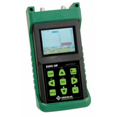 Greenlee 930XC-30F - оптический рефлектометр PON (1310/1550/1625нм) с фильтром, функцией оптического тестера и визуализатора повреждений, UPC/SC