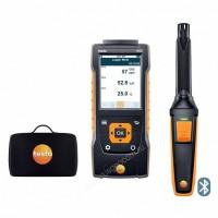 Testo 440. Комплект с Bluetooth-зондом CO2 и кейсом