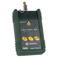 Greenlee 580XL-ST - источник излучения (1310/1550нм) c фиксированным ST адаптером