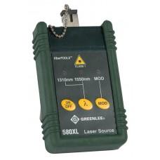Greenlee 580XL-SC - источник излучения (1310/1550 нм) c фиксированным SC адаптером