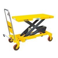 Стол подъемный передвижной 1000 кг 380-1000 мм XILIN SP1000